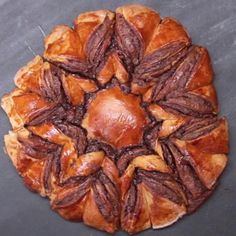 Chocolate Star Bread Recipe by Tasty