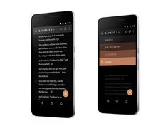 Scriptures app on Android