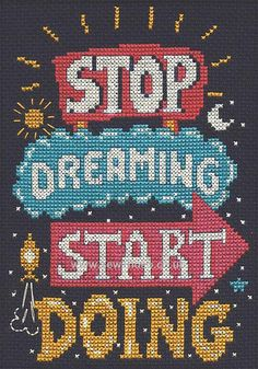 Buy Dreaming Cross Stitch Kit Online at www.sewandso.co.uk
