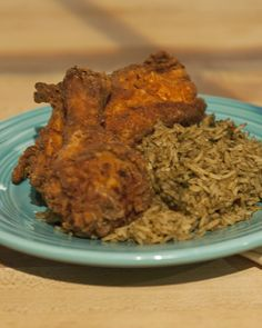 Creole-Spiced Fried Chicken - Martha Stewart Recipes