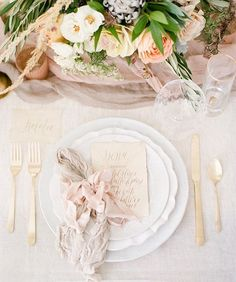 Pretty napkin inspiration by @barerootflora &  @tamaragrunerphotography | Our sheer silk fabrics & cotton fabrics can be easily cut to create a custom look for your tablescape. From one yard of our medium weave cotton you can make 3 napkins & with our sheer silk you can create up to 6. I wouldn't say sheer silk napkins are the most practical, but definitely a beautiful sight. #silkandwillow #tableinspiration #linens