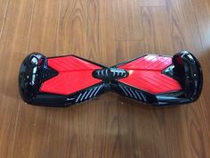Intelligent Mobility Hoverboard Scooter with Bluetooth Speaker - Transformer Edition