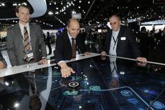 Driverless Technologies | Audi Urban Intelligent Assist Project Overview - SAE