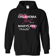 ustHong002-028-Maryland GIRL - #shirt #tee itse. GUARANTEE  => https://www.sunfrog.com/Camping/1-Black-79451949-Hoodie.html?id=60505