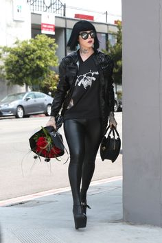KAT VON D Out and About in Los Angeles 05/15/2017 http://katvondunlimited.com