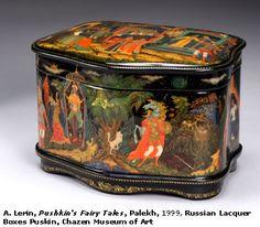 Russian Lacquerbox