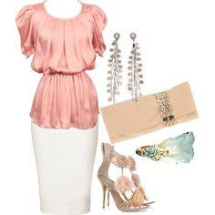 Classy business outfit!
