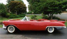 1957 Cadillac Eldorado Biarritz appreciated by Motorheads Performance www.classiccarssanantonio.com