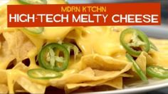 How to achieve smooth melty cheese using sodium citrate