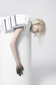 """""""Proportion""""   Valeria Dmitrienko photographed by Damien Kim, styled by DaVian Lain for TheOnes2Watch"""