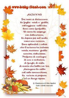 Autunno - poesia di Rita Uglolini