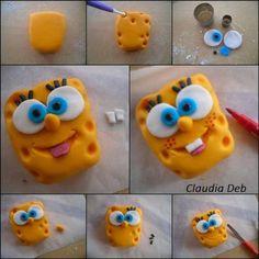 Tutorial Spongebob - testa