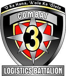 Combat Logistics Battalion 3 (CLB-3), Kaneohe Bay Hawaii Marine Corps Base