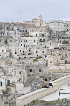I Sassi, Matera/ Basilicata/ Italy Italy Travel Tips, Rome Travel, Travel Deals, Cool Places To Visit, Places To Travel, Places To Go, Castel Del Monte, Italy Pictures, Regions Of Italy