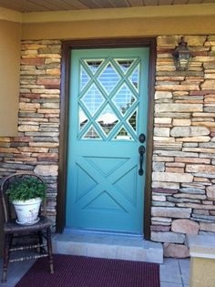 Accessories & Furniture,Rustic French Country Entry Doors With Brown ...
