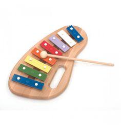 Rainbow Glockenspiel in Kids Music - Nova Natural Toys + Crafts