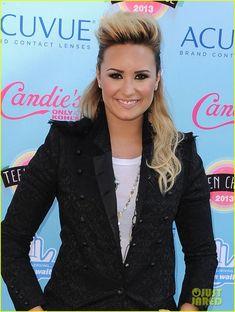 Demi Lovato #TeenChoiceAwards2013