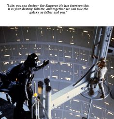 """Classic Star Wars' Scenes - from """"A Fans Guide to Star Wars"""" by daniekl #StarWars"""