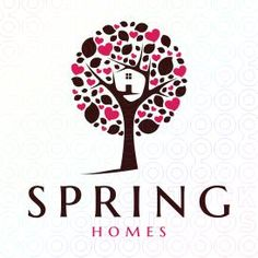 Spring Homes Treehouse logo