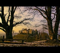 Castle Lenzburg Switzerland Switzerland, Castles, Painting, Art, Art Background, Chateaus, Painting Art, Kunst, Castle