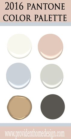 Perfect paint colors