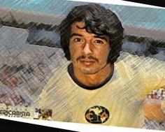 """René """"Popeye"""" Trujillo Caloca.  llegó al Club América cuando jugaba como extremo pero Luis Grill lo convirtió en lateral y con tan buen ojo que el """"Popeye"""" fue un jugadorazo que anotaba goles, con clase y técnica, defendía de manera espectacular, subía y bajaba, era un líder, fue seleccionado nacional, y tenía un amor a la camiseta de los Cremas antes que cualquier cosa."""