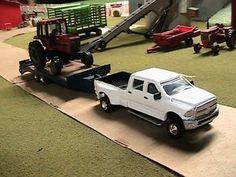 1 64 Custom Pickups Trucks | Custom 1:64 Dodge Ram 2500 Dually Pickup Truck ERTL, DCP, Farm, First