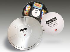 Virgin Metal Presentation Tin - a creative packaging solution produced by Cedar Packaging