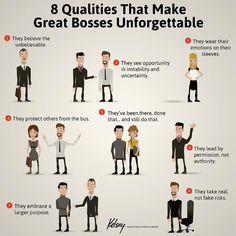 Great bosses do