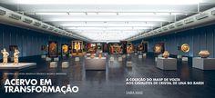 ACERVO EM TRANSFORMAÇÃO - Museu de Arte de São Paulo Assis Chateaubriand - MASP