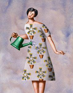 ©Jim Tsinganos - Dress in Bloom