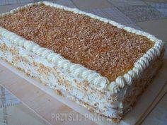 Wenezuela Vanilla Cake