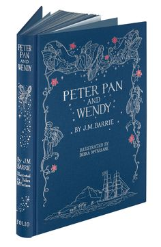 The much-loved story from JM Barrie of Peter Pan, the boy who never grew up, is one of the most enduring creations in children's literature. The Folio Society edition is illustrated by Debra McFarlane.