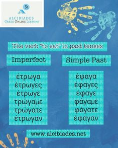 The most effective way to learn greek by a native speaker/qualified greek teacher! Greek language lessons for all ages and levels! Book a FREE lesson now! Greek Phrases, Greek Words, Learning Languages Tips, Verb Tenses, Greek Alphabet, Online Lessons, Language Lessons, Greek Quotes, School Lessons