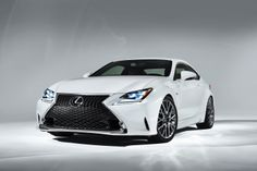 An F Sport trim joins the Lexus RC 350 and the RC F to complete the brand's coupe trifecta for the 2015 model year. All three models are set to launch this fall in the U.The Lexus RC F sport is . Lexus Ct200h, Lexus Cars, Lexus 2017, Lexus Sport, Tokyo Motor Show, Sports Car Wallpaper, Pink Cadillac, Geneva Motor Show, Sport Body