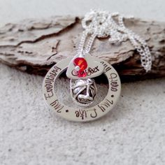 The Love of My Life Strong Caring Thoughtful A Great Provider an Awesome Mother My Lover and Best Friend Pendant Necklace FamilyGift Necklace with Name Wife Sally