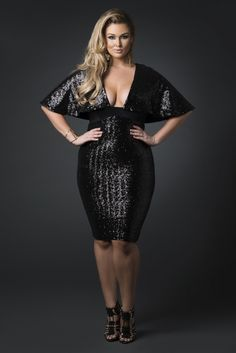 The+Z+By+Zevarra+Plus+Size+Designer+Holiday+Collection! I'll wear that one day.