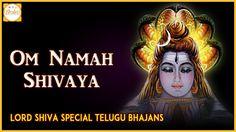 Super Hit Telugu Devotional Songs Of Lord Shiva | Om Namah Shivaaya Bhaj...