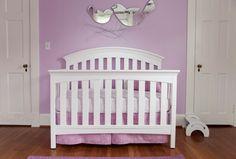 326 Best Purple Room Images In 2019 Baby Bedroom Girl
