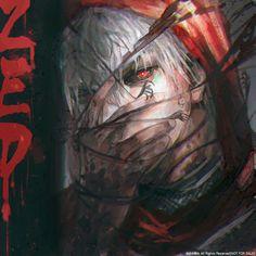 http://orekigenya.deviantart.com/art/ZED-FAN-ART-516629459