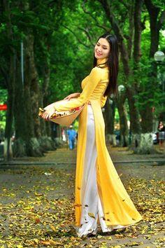 Hermosa vietnamita.