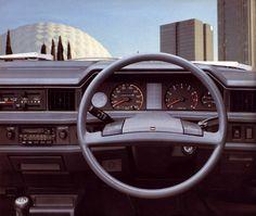1982 Mitsubishi Tredia