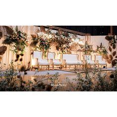 Laras & Rijal Wedding Decoration by Nona Manis Creative Planner - 002 Wedding Backdrop Design, Wedding Reception Design, Wedding Reception Backdrop, Wedding Party Invites, Outdoor Wedding Decorations, Wedding Backdrops, Backdrop Decorations, Decor Wedding, Diy Wedding