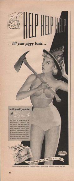 I love vintage ads!