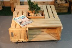mesa de caixote de bacalhau - Pesquisa Google