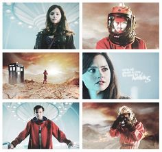 """""""We're all ghosts to you. We must be nothing."""" {gif}"""