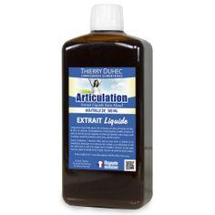 Extrait Liquide Articulation - Thierry Duhec La boutique de Compléments Alimentaires