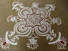 Image result for Freehand Kolams