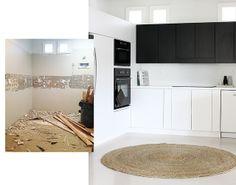 кухня до и после по AMM блоге, через Flickr