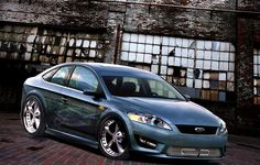 #Ford #Mondeo